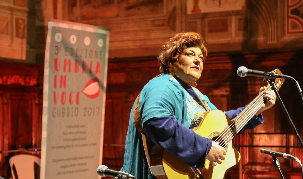 Anna Faccenda, Umbria in voce 3° edizione
