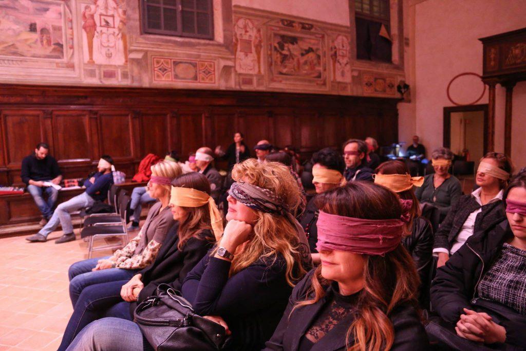 Laboratorio Poesia in Azione con Silvana Kuhtz, Umbria in voce 2° edizione