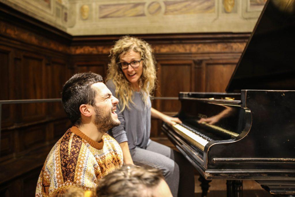Laboratorio improvvisazione vocale estrema con Claudia Fofi, Umbria in voce 3° edizione