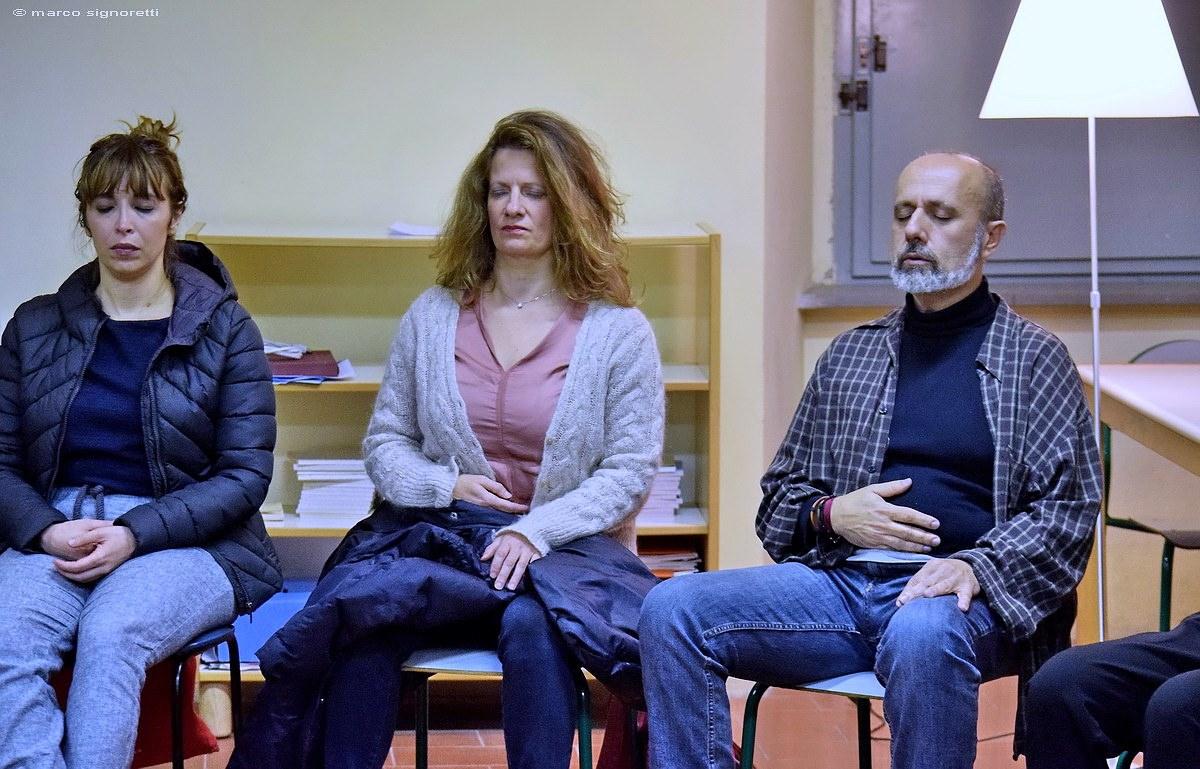Maria Cristina Cameli Flavia Germano e Federico Giubilei